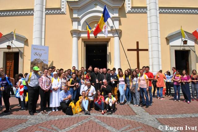 Întâlnirea Mondiala a Tinerilor – Eparhia Greco-Catolica de Oradea,