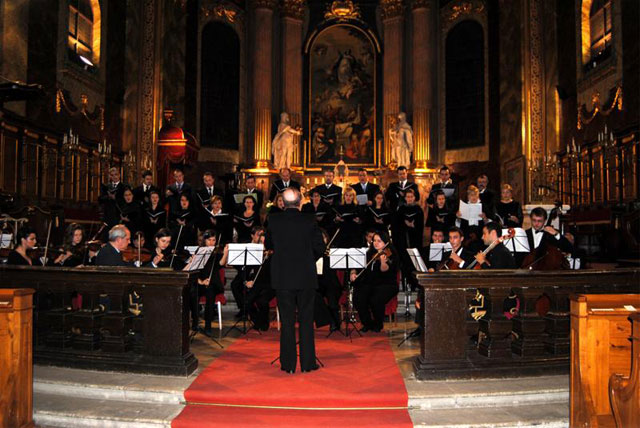 """""""Te Deum laudamus"""" – concert de multumire pentru beatificarea episcopului martir Bogdánffy Szilárd,"""