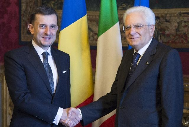 """George Bologan, un român ""din comunitate"", la început de mandat de ambasador"","