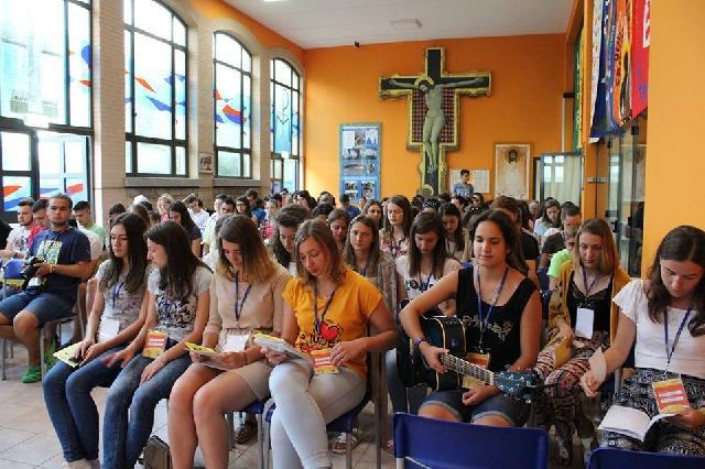 Tabara ecumenica Loreto 2016,