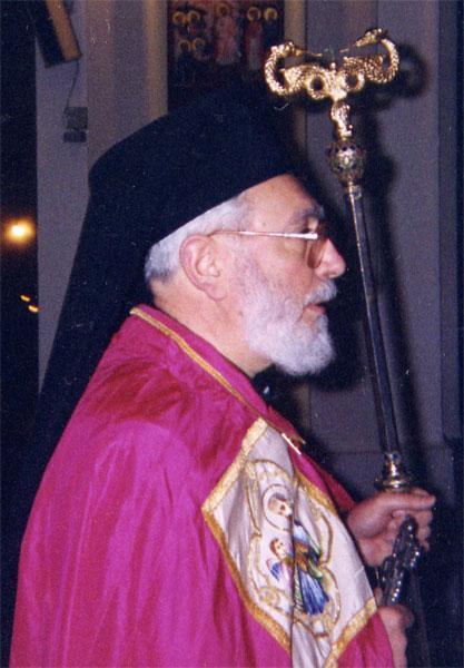 Episcopul Ercole Lupinacci,
