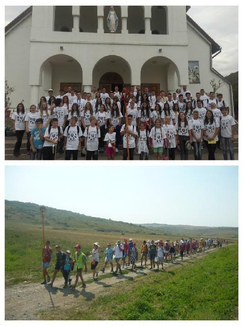 Pelerinajul anual al tinerilor la Sighet aflat la a 16-a editie,