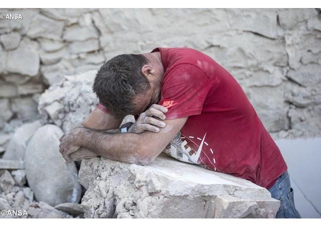 Cutremur în Italia. Se prabuseste Amatrice: morti si persoane sub darâmaturi,