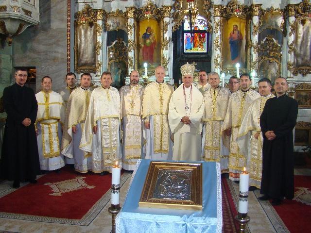 Întâlnirea formatorilor din seminarele greco-catolice din Europa la Oradea,