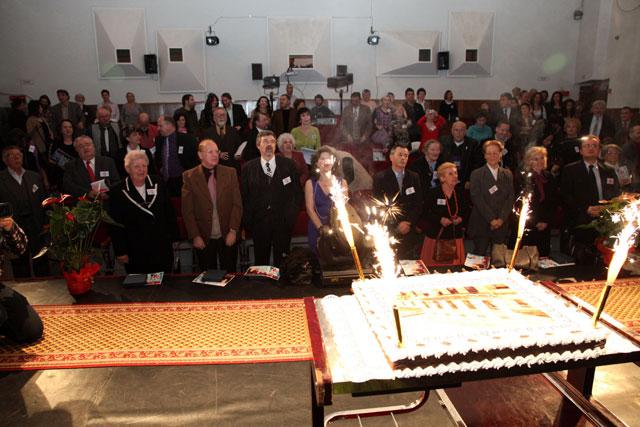 60 de ani de la înfiintarea Teatrului Arcadia,