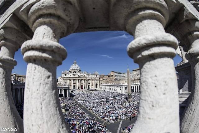 Canonizarea Maicii Tereza de Calcutta: predica papei Francisc la Sf. Liturghie,
