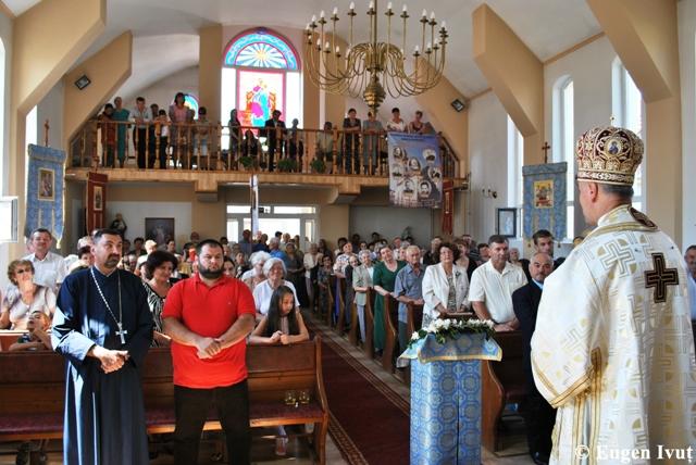 Vizita pastorala în Parohia Valea lui Mihai,