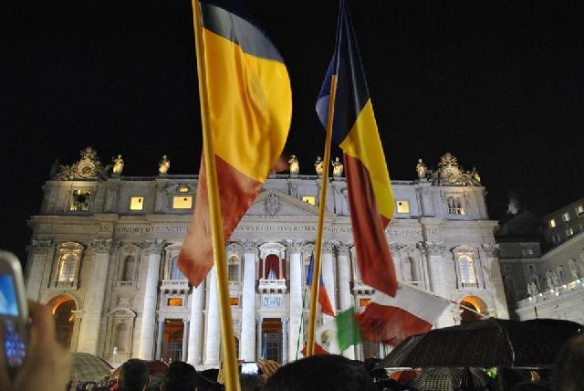 """""""COMUNICAT DE PRESA: România în pelerinaj la Roma, în Anul Milostivirii"""","""