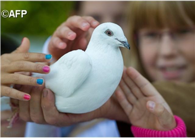Mesaj pentru Ziua Mondiala de Rugaciune pentru Pace din 20 septembrie 2016,