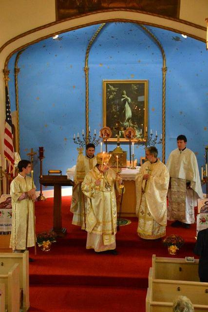 """Parohia Sfânta Maria, Dearborn – 90 ani de activitate"","