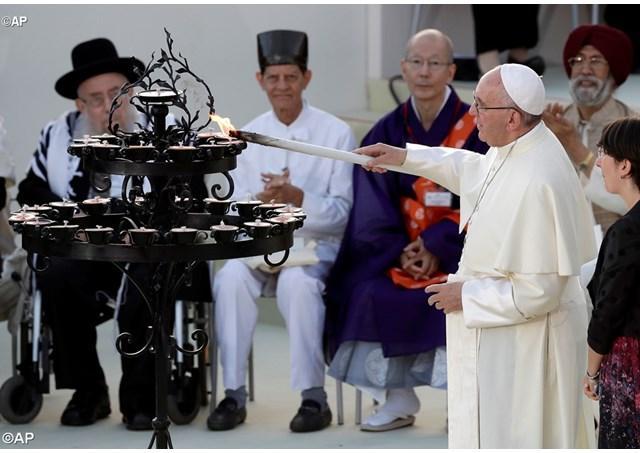 Apelul la Pace de la Assisi în Ziua mondiala de rugaciune pentru pace,