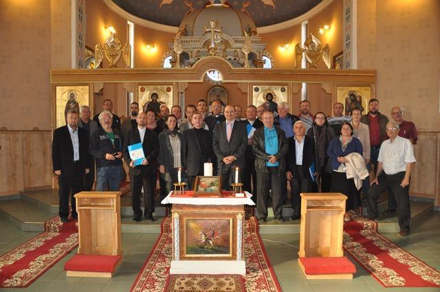 """""""""""Ne lasam pescuiti în mrejele Domnului?"""" Adunarea Consiliului Director al AGRU National (Satu Mare – 23-24 Septembrie, 2016)"""","""