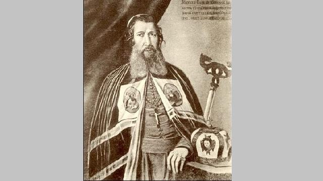 2 octombrie 1830: moare episcopul Ioan Bob,