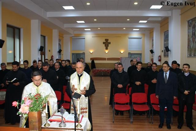 Deschiderea anului universitar 2016-2017 la Facultatea de Teologie Greco-Catolica din Oradea,