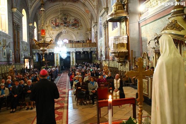 Poarta Sfânta – Reuniunea Mariana,