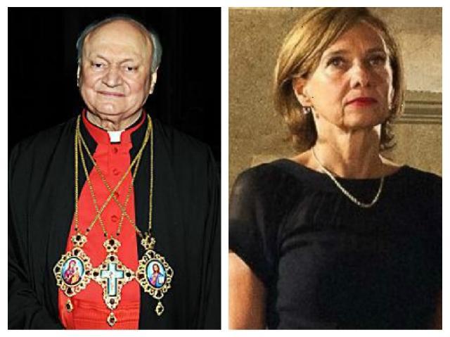 Mesajul de condoleante al PF Cardinal Lucian adresat Doamnei Carmen Iohannis,