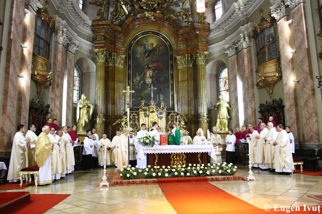 Dieceza Romano-Catolica de Timisoara în sarbatoare,