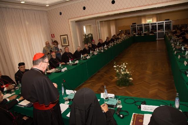 Sinodalitate si primat în primul mileniu: Spre o întelegere comuna în slujba unitatii Bisericii,
