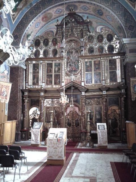 """""""Hramul unei Biserici vii, a """"Sfântului Dumitru"""" din Beius"""","""