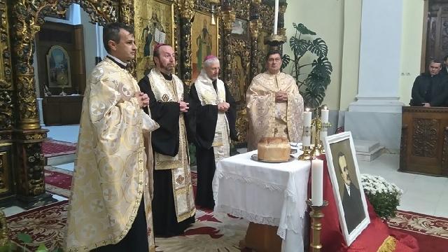 """""""Manifestare culturala dedicata carturarului Gheorghe Sincai, în Catedrala Blajului"""","""