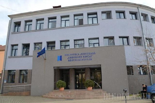 Ziua portilor deschise la Biblioteca Judeteana din Oradea,