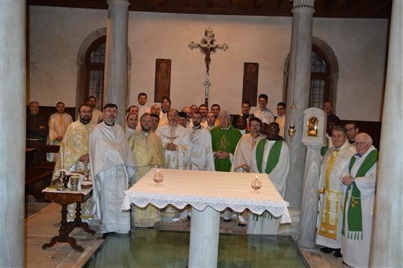 Întâlnirea nationala a preotilor greco-catolici din Italia,