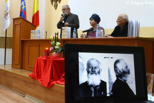Lansare de carte la Seminarul Teologic Greco-Catolic din Oradea,