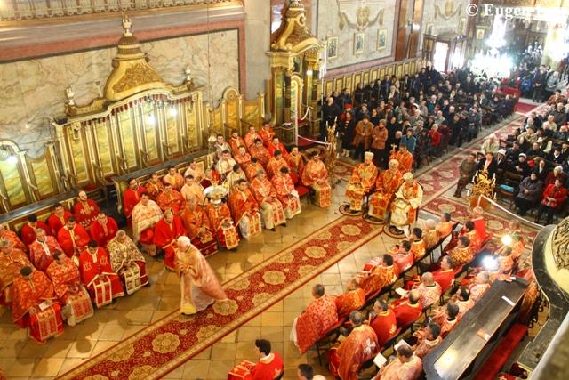 Încheierea Anului Milostivirii în Episcopia Greco-Catolica de Oradea,