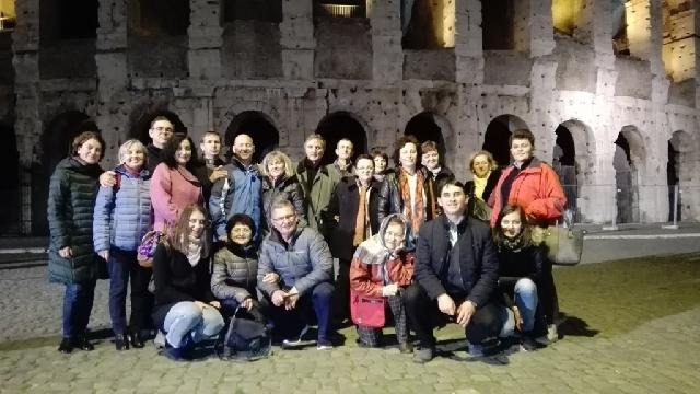 Pelerinaj la Roma,