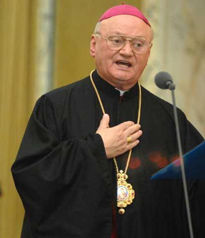 Mesajul Preafericitului Cardinal Lucian cu ocazia Zilei Nationale a României,