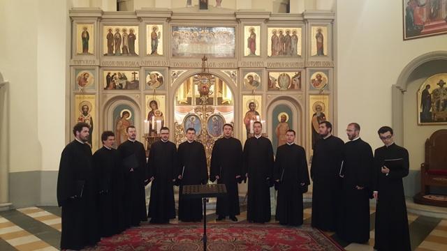 """""""Mare Bucurie"""" – Concertul de colinde al studentilor Colegiului Pontifical Pio Romeno,"""