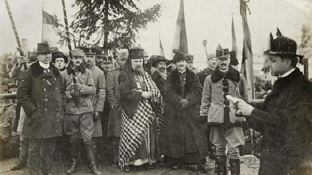 1 decembrie 1918: Discursul Episcopului Iuliu Hossu la Marea Unire,