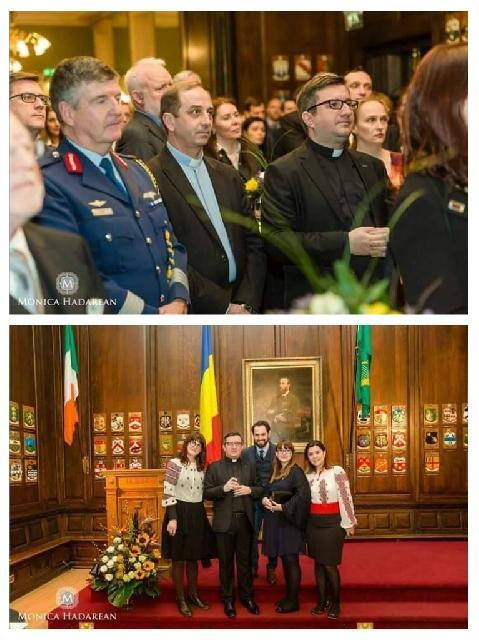 Sarbatoarea Nationala a României la Dublin,