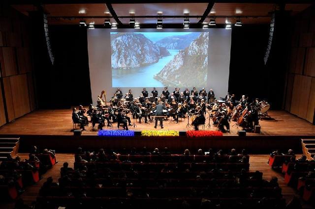 Concert de Ziua României organizat la Roma,