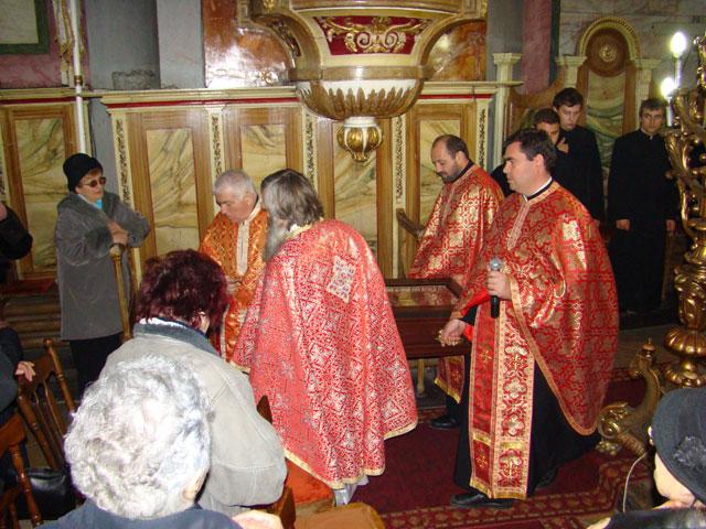 Rugaciuni în ajunul sarbatorii Sfântului Nicolae,