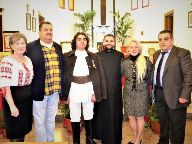 Hramul Bisericii Sfântul Nicolae din Alicante,