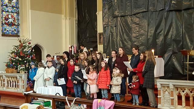 Sarbatoarea Sfântului Nicolae la Dublin,