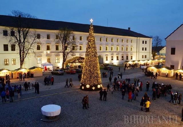 Invitatie: Concerte de colinde în Cetatea Oradea,