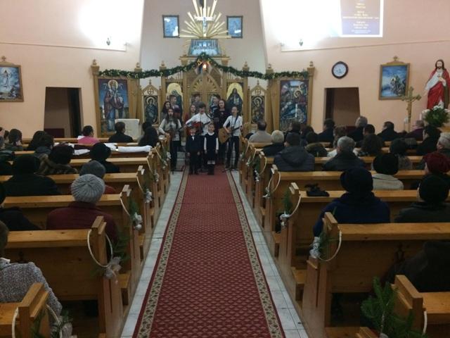Concert Caritabil la Tasnad,