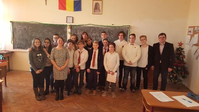 Concursul National de Discurs Public în Limba Engleza (CNDPE),