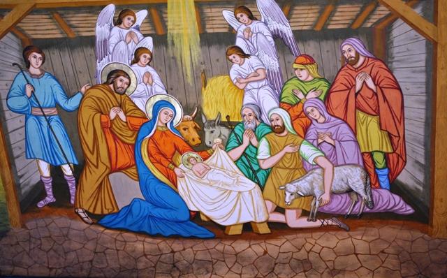 Scrisoare pastorala la sarbatoarea Nasterii Domnului 2016,