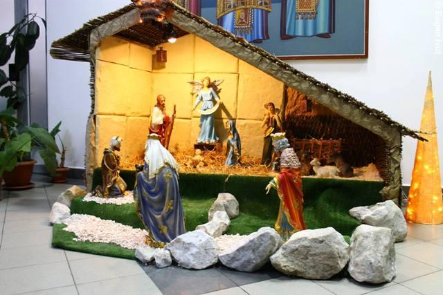 Preasfintitul Virgil colindat la Seminarul Greco-Catolic,