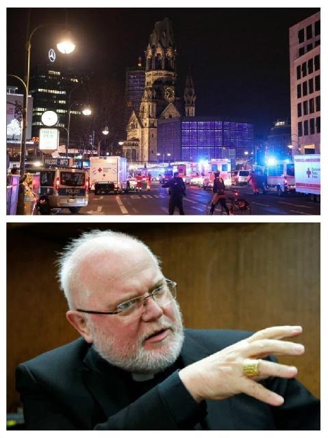 Cardinalul Marx despre atentatul din Berlin,
