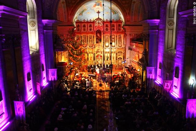 """Concertul Extraordinar de Colinde din Catedrala """"Sfântul Nicolae"""","""