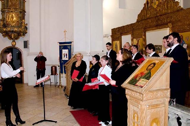 Concert de colinde la Munchen,
