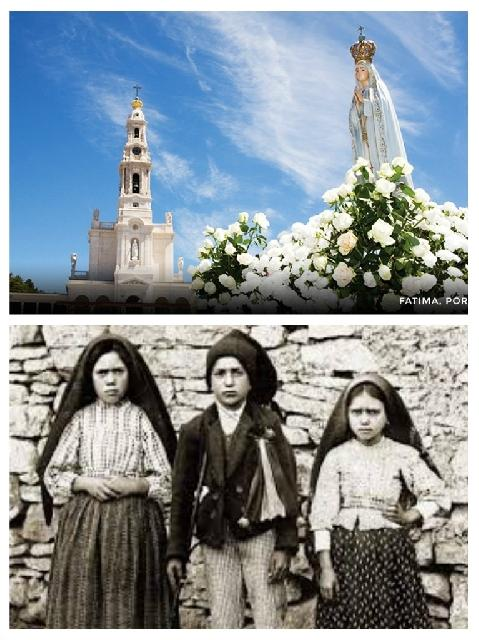 Centenar – Aparitiile Sfintei Fecioare Maria de la Fatima,