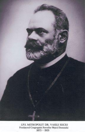 Mitropolitul Vasile Suciu – 144 de ani de la nastere,