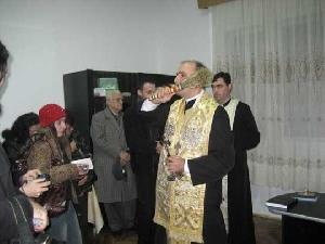 Inaugurarea Centrului de Îngrijire la Domiciliu Caritas,
