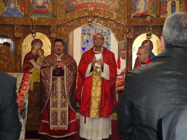 """Sarbatoarea Parohiei Greco-Catolice """"Sfântul Nicolae"""" din Calahorra,"""