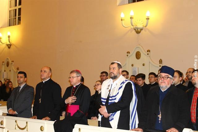 A treia zi de rugaciune pentru unitatea crestinilor,